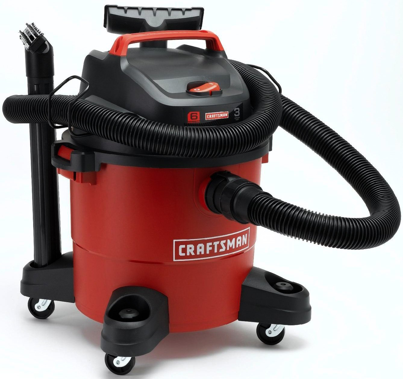 Craftsman 12004 6 Gallon Wet Dry Vac