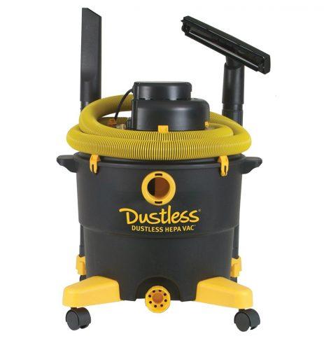 Dustless Technologies 16003 Wet Dry Vacuum