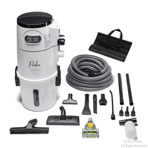 Prolux Wet Dry Garage Vacuum