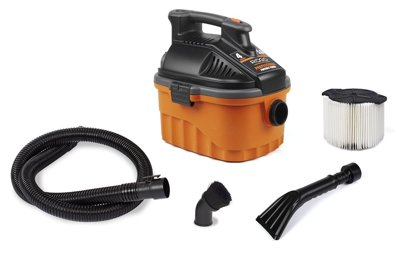 5 Best Shop Vac For Car Reviews And Buyers Guide