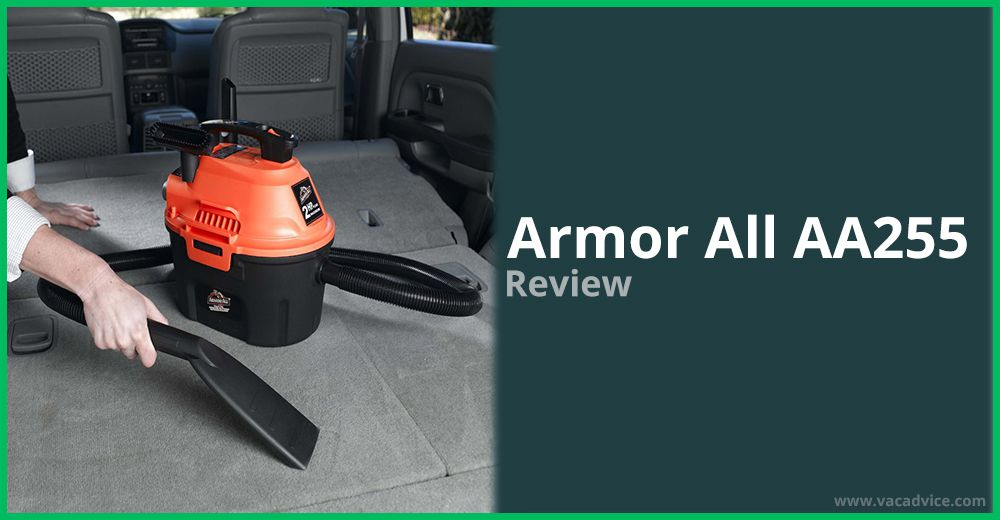 ArmorAll AA255 Review
