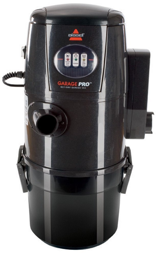BISSELL 18P03 Garage Pro Wall Mount Vacuum - 5 Best Wall Mount Shop Vac Reviews And Buyers Guide