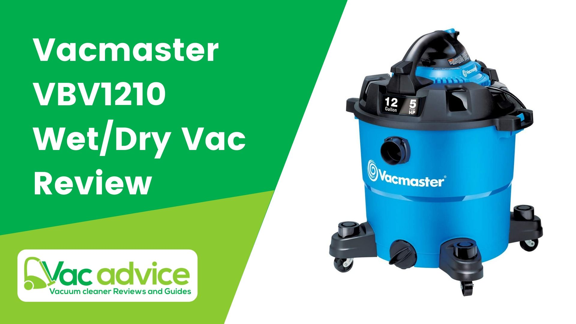 Vacmaster VBV1210 Review