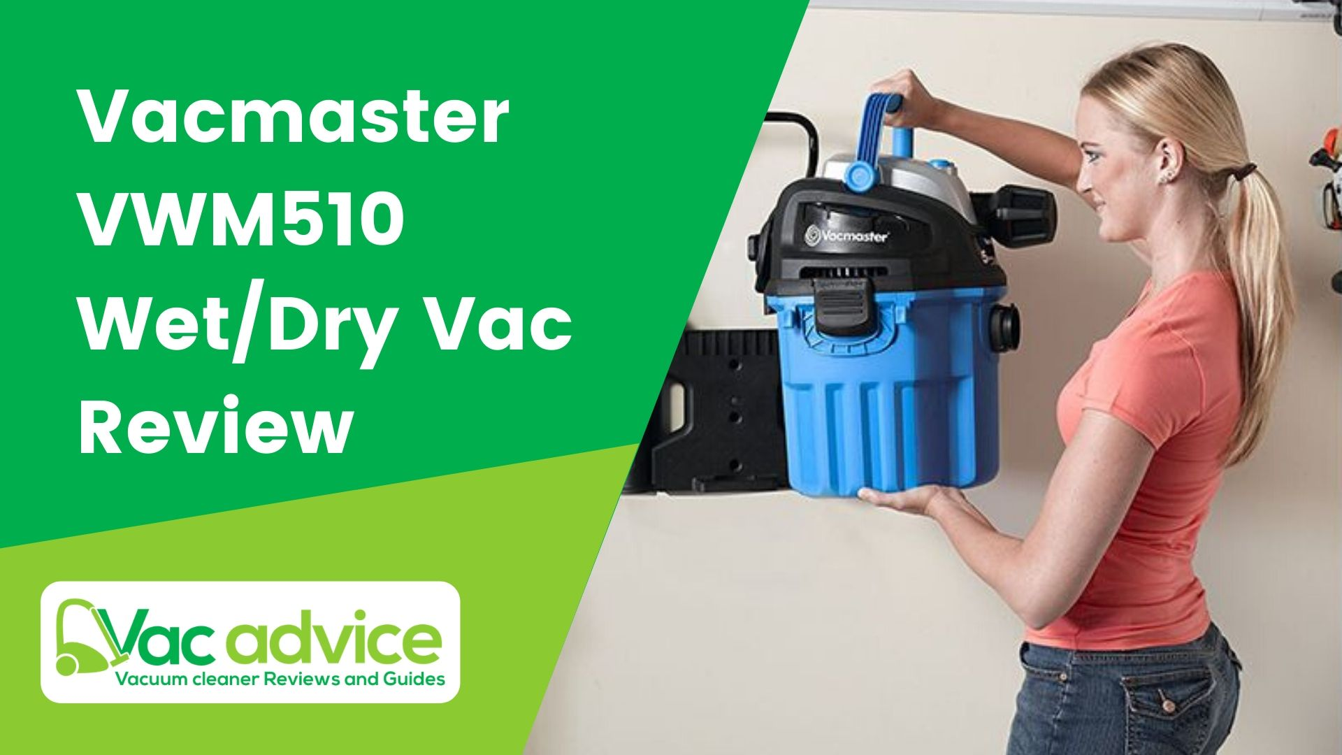 Vacmaster VWM510 Review