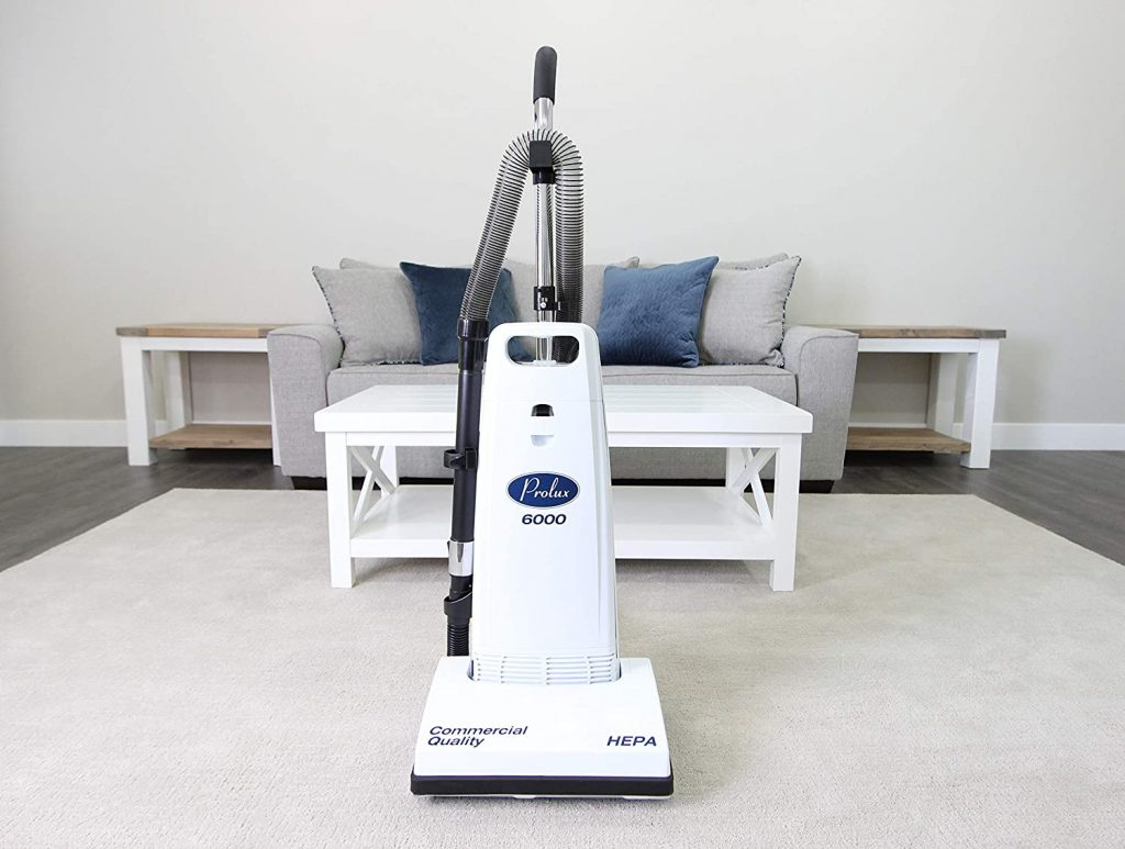 How To Choose The Best Commercial Vacuum