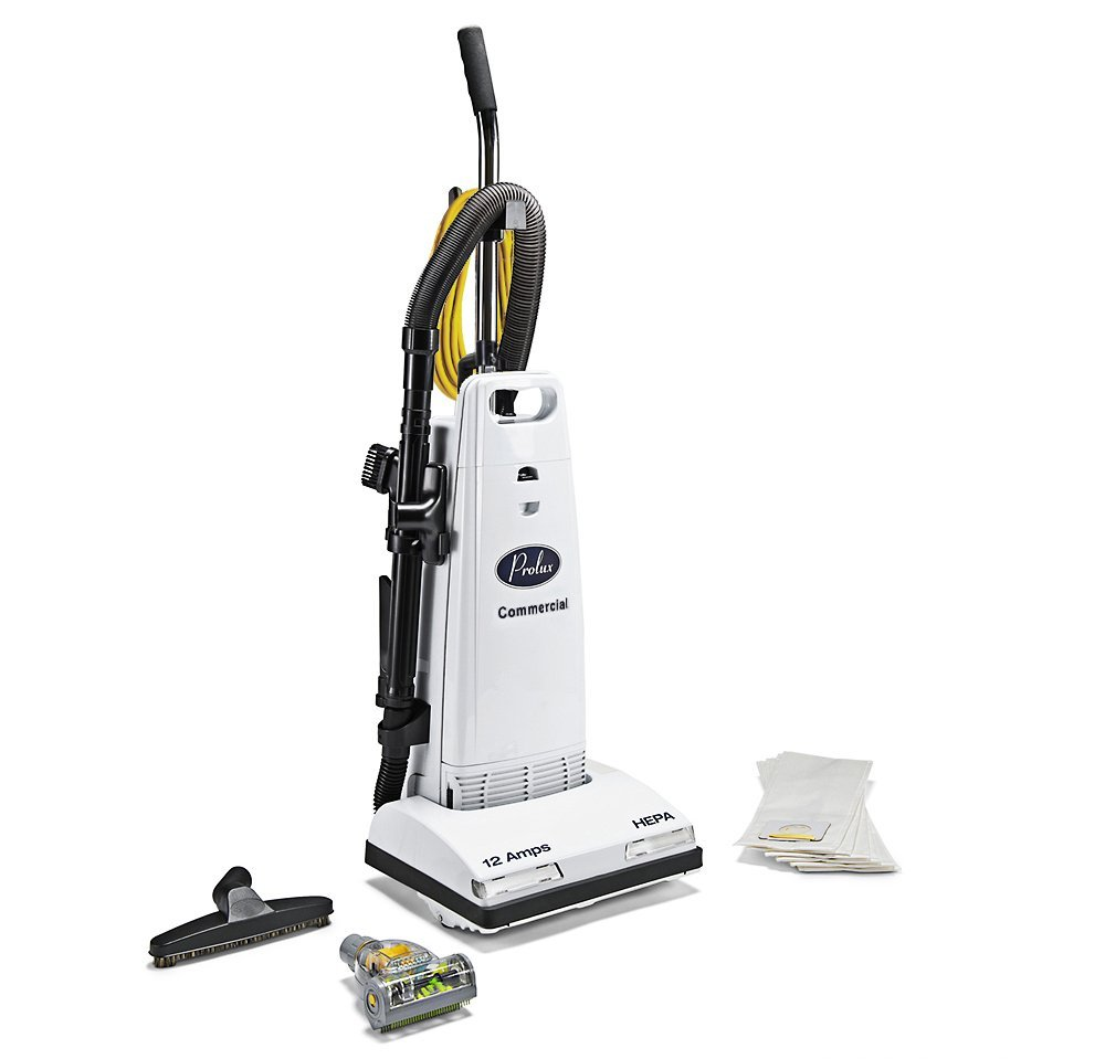 New Prolux 6000 Upright Commercial vacuum