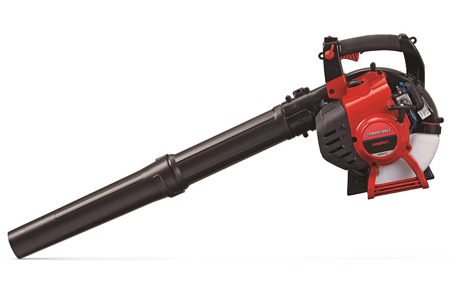 Troy-Bilt TB2BV EC 27cc 2-Cycle Gas Leaf Blower/Vac