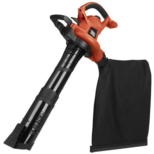 Black & Decker BV6600 High-Performance BlowerVacMulcher