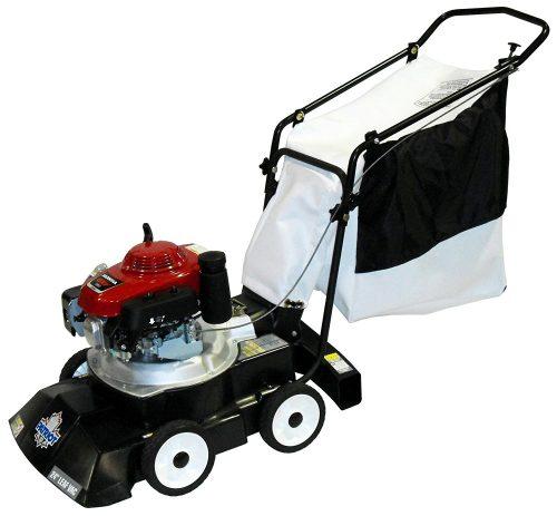 Patriot Products CBV-2455H 24-Inch Honda Gas Powered Walk Behind 3-In-1 Leaf VacuumChipperBlower