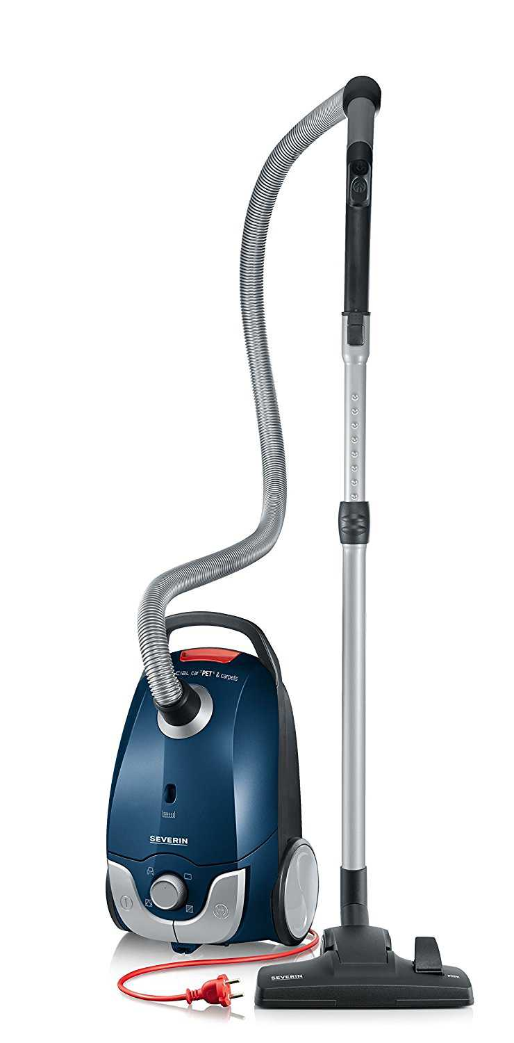 Severin BC7058-N Germany Special Vacuum Cleaner Corded, Ocean Blue