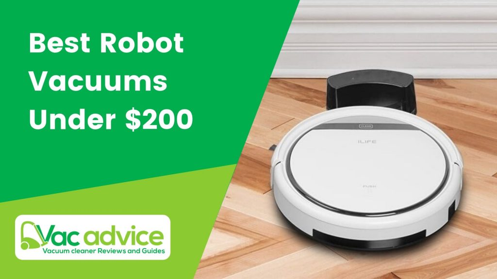 Best Robot Vacuums Under 200 Dollars