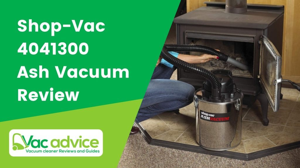 Shop-Vac 4041300 Ash Vacuum Review
