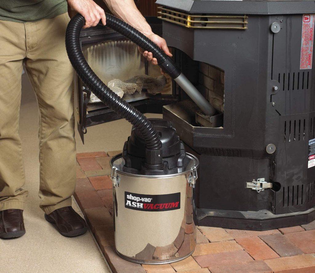 Shop-Vac 4041300 Ash Vacuum - Wooden Stove
