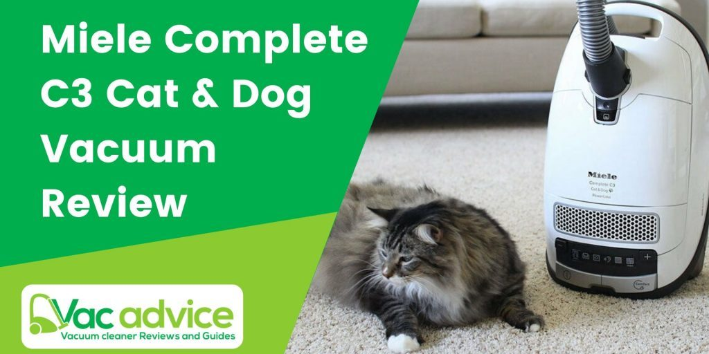 Miele Complete C3 Cat And Dog Canister Vacuum Review